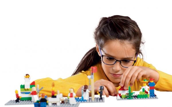 LEGO stripverhalen