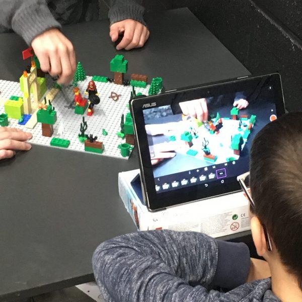 LEGO Filmpjes maken