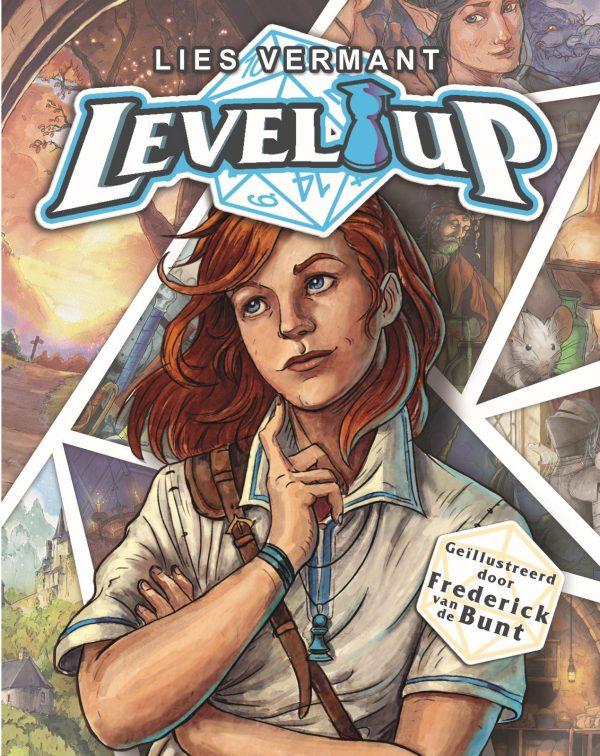 Boek: LevelUp